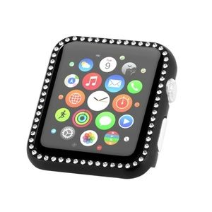 Accessories - For Apple Watch bling bumper protective case